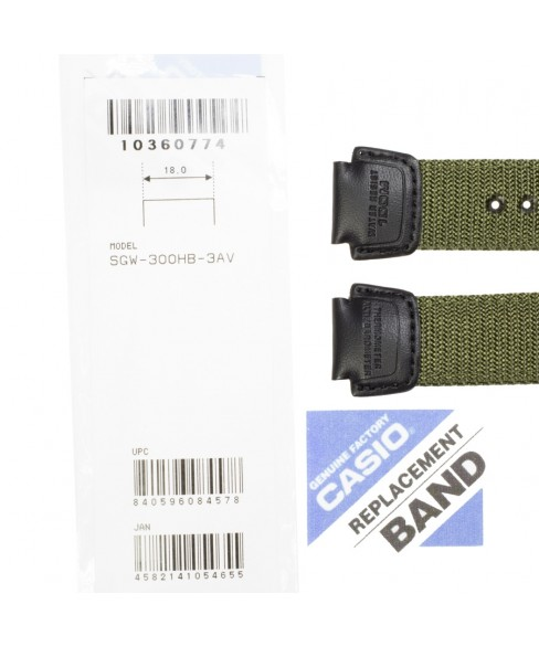 CASIO SGW-300HB