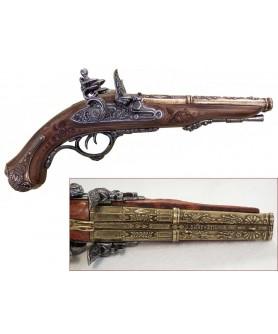 Двуствольный пістолет Наполеона 1026