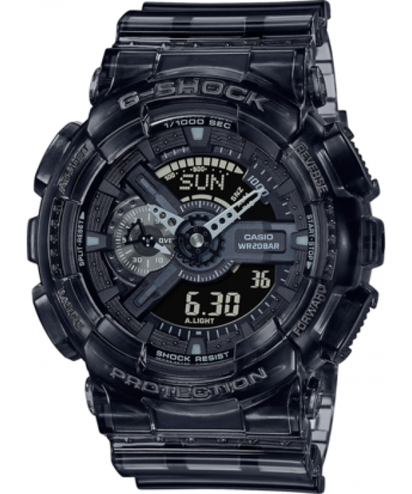 Часы CASIO GA-110SKE-8AER