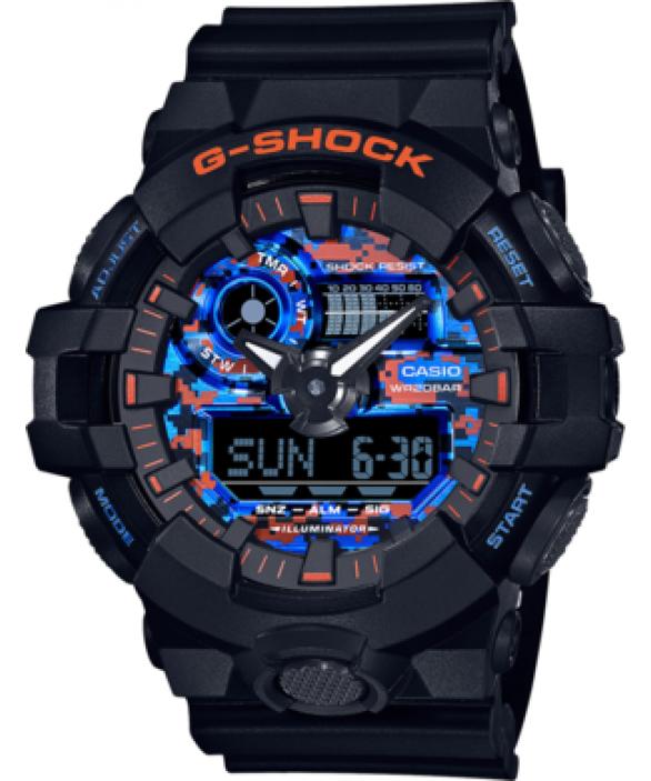 Часы CASIO GA-700CT-1AER