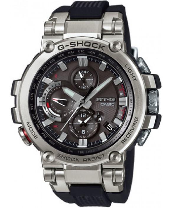 Часы CASIO G-SHOCK MTG-B1000-1AER