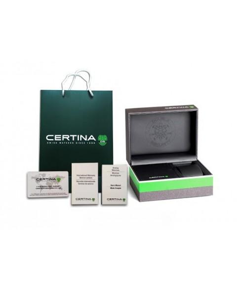 Часы Certina C001.217.16.297.00