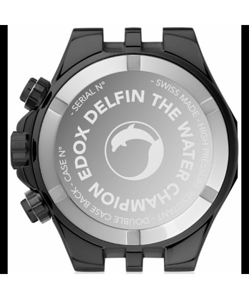 Часы Edox Delfin Chronograph 10109 37NCA BUIN1