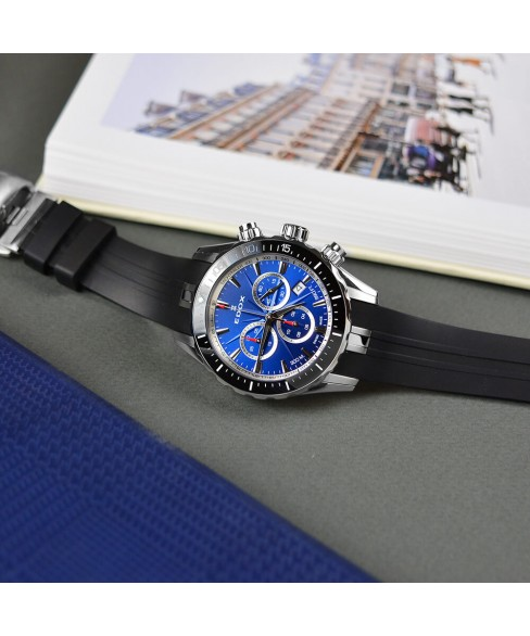 Часы Edox GRAND OCEAN Chronograph 10248 3 BUINN