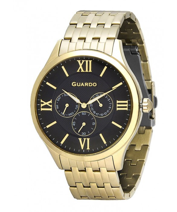 Часы Guardo P11165(m) GB