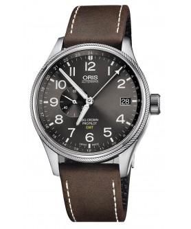 Oris Aviation Big Crown GMT Date 748.7710.4063 LS 5.22.05FC
