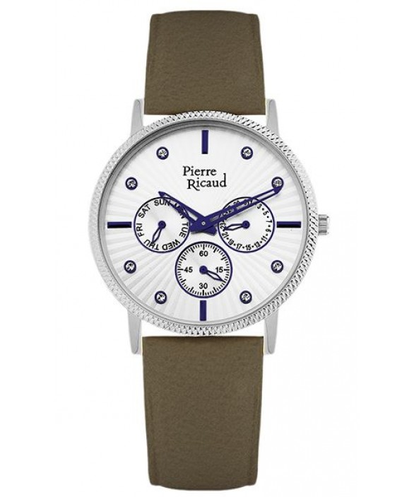 Часы Pierre Ricaud PR 21072.52B3QFZ