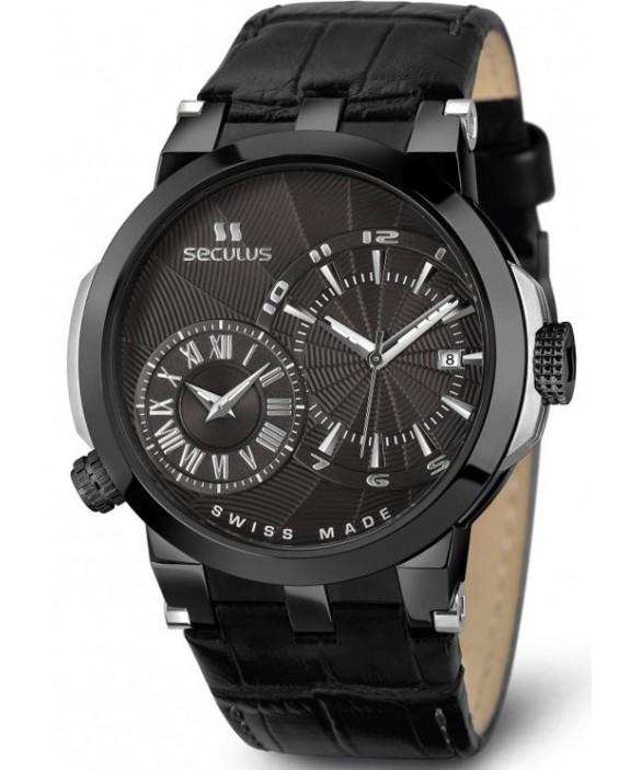Seculus 4511.5.775/751 black, ipb, black leather