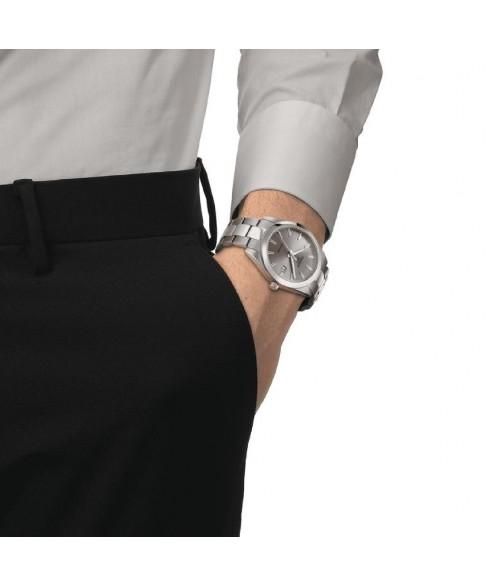 Часы Tissot Gentleman Titanium T127.410.44.081.00