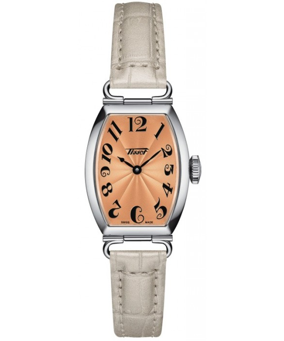 Часы Tissot Heritage Porto Small Lady T128.109.16.282.00