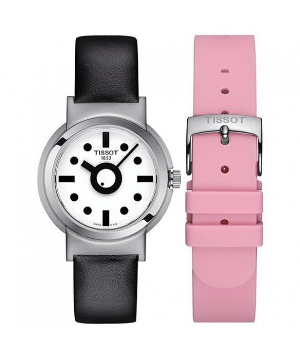 Часы Tissot Heritage Memphis Lady T134.210.17.011.00