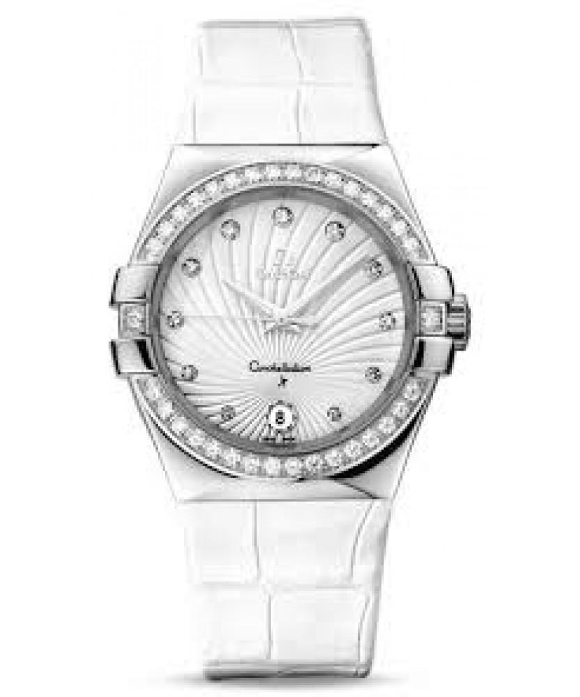 Купити годинник Omega 123.18.35.60.52.001 з гарантією 2 роки і ... b9b790f64fd32