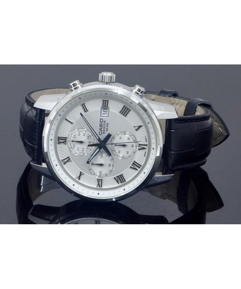 Купити годинник Casio BEM-511L-7AVDF з гарантією 2 роки і ... 80bd884e891a6