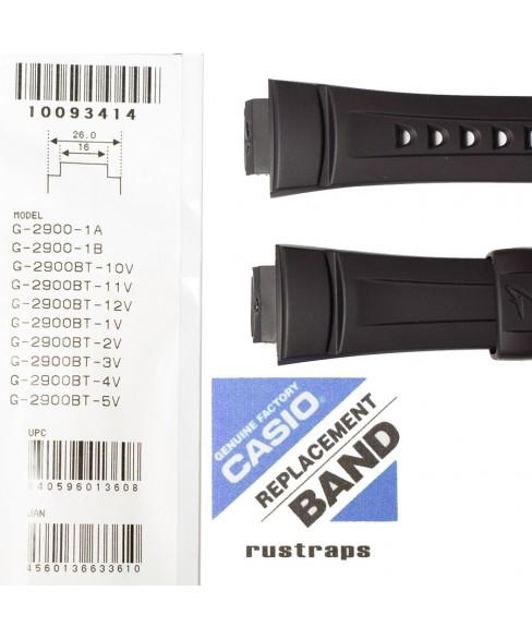 Casio G-2900F