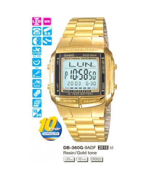 Casio DB-360GN-9AEF